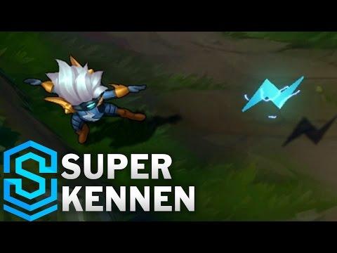 Super Kennen Skin Spotlight - League of Legends