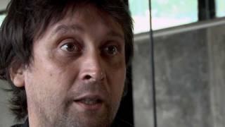 Arq. Diego Rolando, Coordinador del armado de carrozas en San Luis