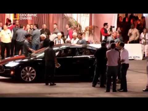 Заводы Tesla Motors. Фильм National Geographic