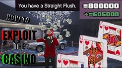 GTA 5: HOW TO EXPLOIT THE CASINO (2020 NEW MONEY GLITCH, CANT BE PATCHED)!!!