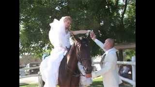 Самая счастливая свадьба  Бахчисарай