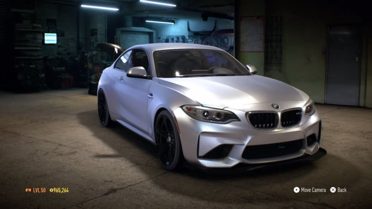 need for speed 2015 bmw m2 1088 hp build gameplay youtube. Black Bedroom Furniture Sets. Home Design Ideas