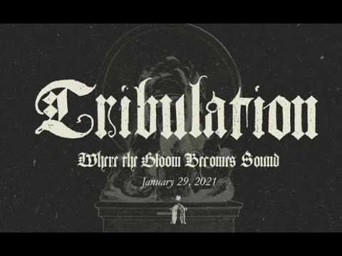 """Tribulation tease new album """"When The Gloom Becomes Sound"""" + tour postponed"""
