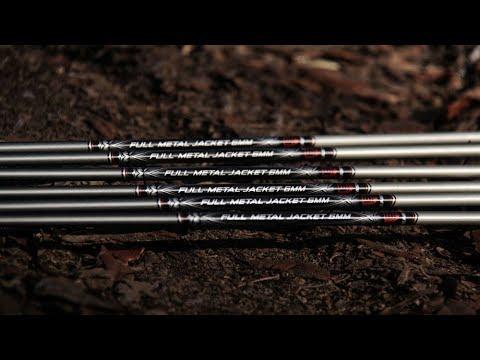 Easton 6mm FMJ - Small Diameter Hunting Arrows