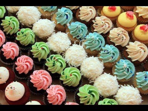 The French Vanilla Cupcake Recipe