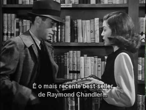Trailer A Beira Do Abismo Com Humphrey Bogart Youtube