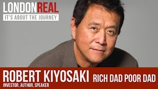 Robert Kiyosaki - Rich Dad Poor Dad | London Real