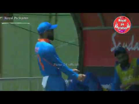||whatsapp status video || virat kohli funny dance in ground ||