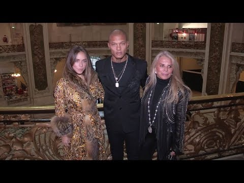 Chloe Green,Jeremy Meeks, Tina Green and more attend the Ralph and Russo Couture Fashion Show