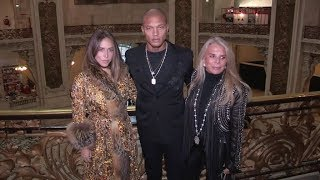 Baixar Chloe Green,Jeremy Meeks, Tina Green and more attend the Ralph and Russo Couture Fashion Show
