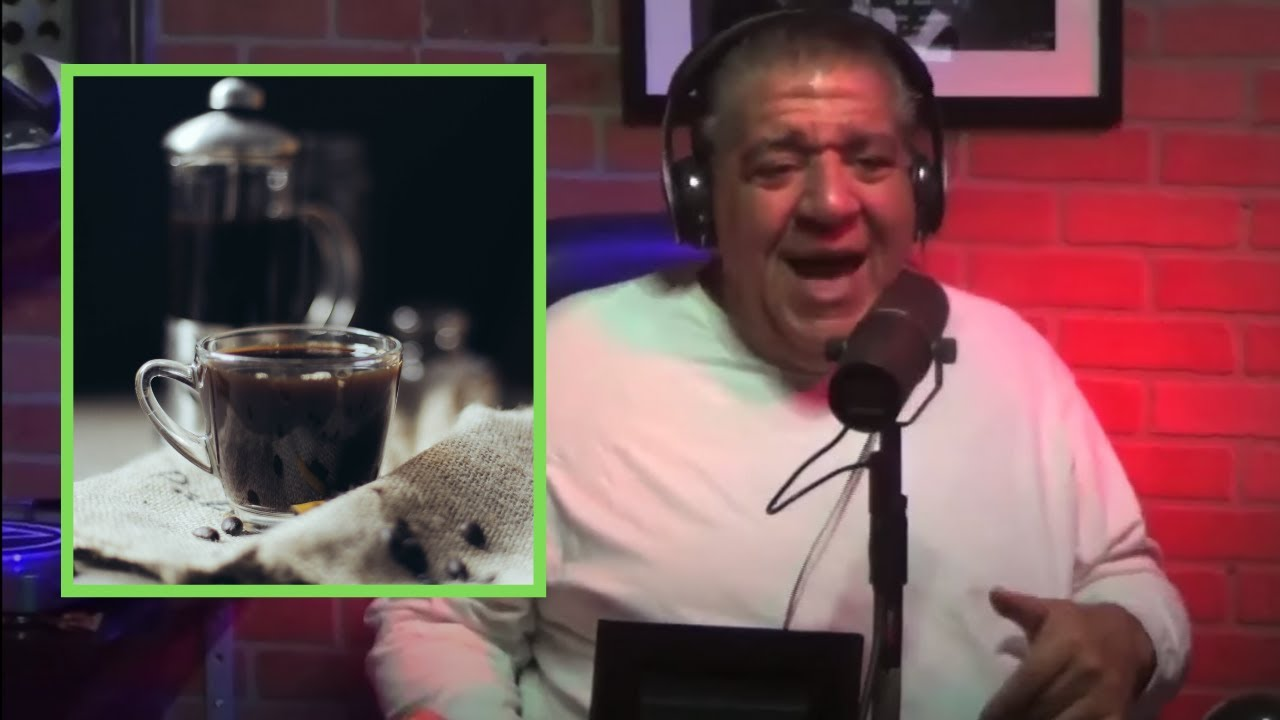 Joey Diaz on Staying Up Late and His Coffee Routine