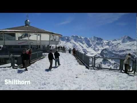 Switzerland - Interlaken and Lucerne