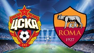 Download Video UEFA Champions League 2018/19 - CSKA Moscow Vs Roma - 07/11/18 - FIFA 19 MP3 3GP MP4