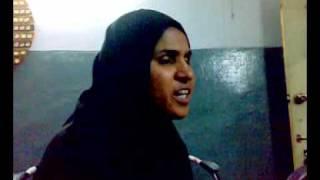 blind girl humera hameed m a uok naat sabih rehmani huzoor aisa koi intezam ho jaye pakistan disabled foundation pdf