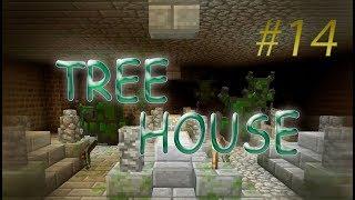 TreeHouse 14   ПРИЗРАЧНЫЕ РЫЦАРИ ТЕМНОГО ЛЕСА   СУМЕРЕЧНЫЙ ЛЕС БОССЫ   майнкрафт 1.12.2 с модами