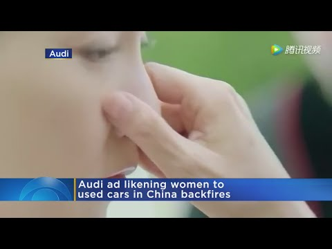 Audi Ad Under Fire For Comparing Brides To Used Cars
