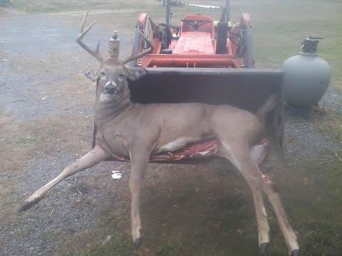 2015  Babbs deer camp hunts.