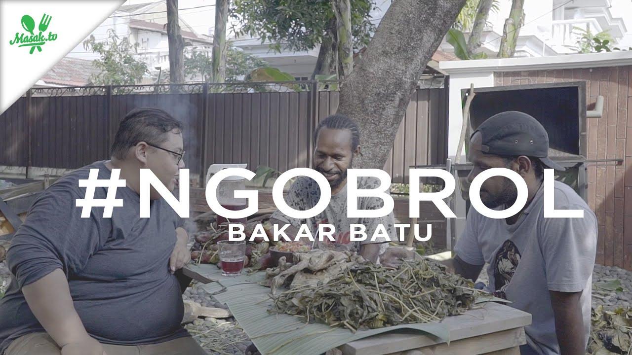 #NGOBROLin Tradisi Bakar Batu di Papua