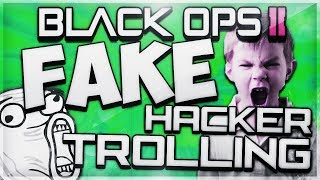 HILARIOUS Black Ops 2 Fake Hacker Prank! (I