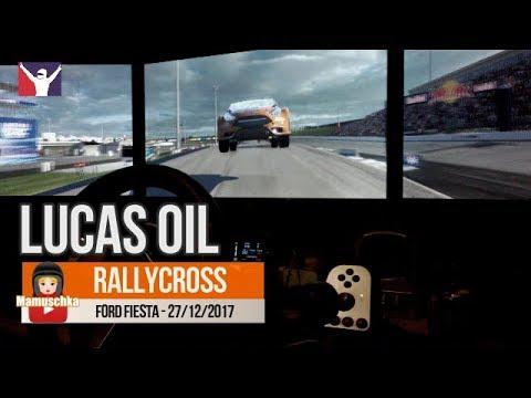 iRacing | Rallycross @ Lucas Oil # Flan con ruedas