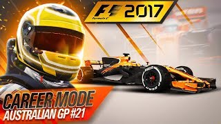 F1 2017 Career Mode Part 20: MASSIVE UPGRADES FOR SEASON 2