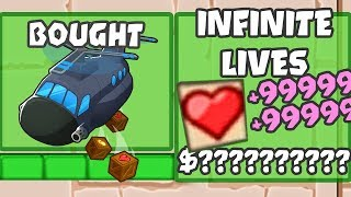 MOST INCREDIBLE HACK EVER? Infinite Lives Mod is BROKEN