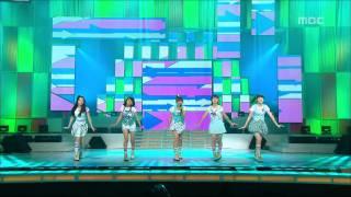 KARA - Rock U, 카라 - 락 유, Music Core 20080906
