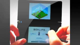 3ds Games  Art Style   Boxlife Review HD