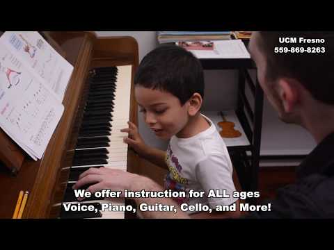 Music Lessons in Fresno and Clovis, CA
