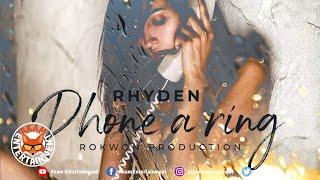 Rhyden - Phone A Ring - June 2020
