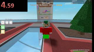 Speed running The CrusheR | Roblox