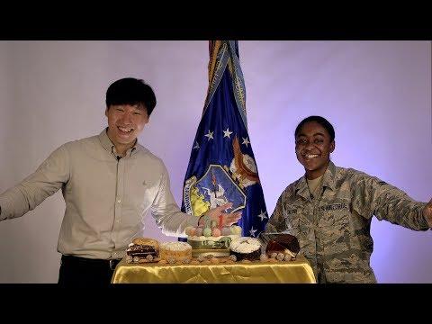 Osan Celebrates Air Force Birthday Korean Style