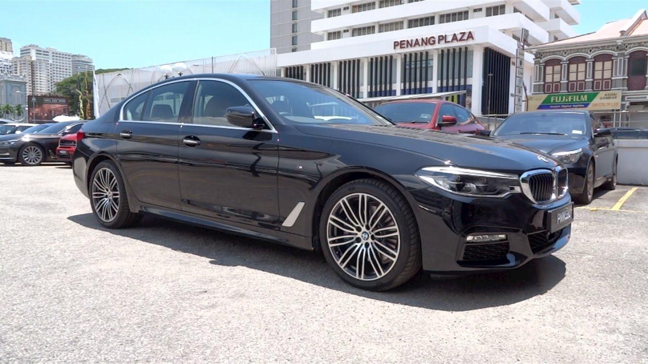 2017 bmw 530i m sport start up and full vehicle tour youtube. Black Bedroom Furniture Sets. Home Design Ideas