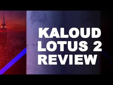 The Hookah Lounge | Review | Kaloud Lotus 2