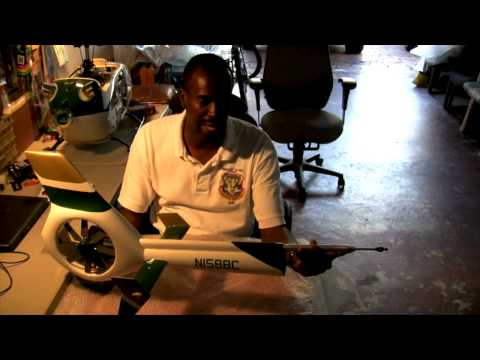 how to build a fenestron drone