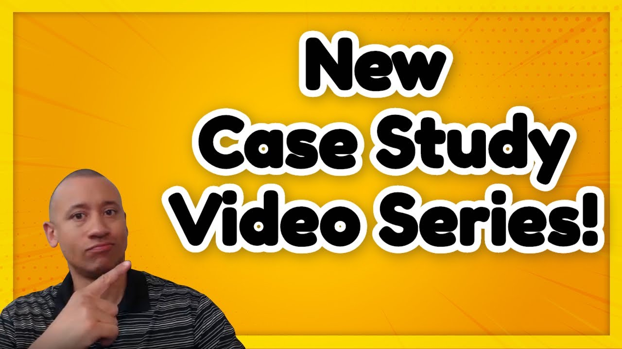 New Case Study Video Series | Think Wealthy Channel Update | Case Study Videos Based On Real Clients