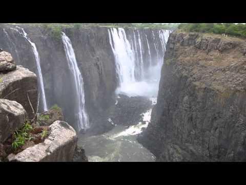 Victoria Falls, Ruacana Falls and Epupa Falls