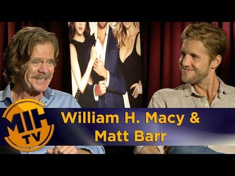 William H. Macy & Matt Barr: The Layover