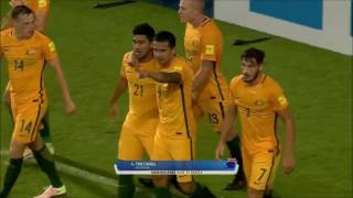 Australia vs United Arab Emirates 1-0