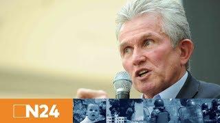 FC Bayern München: Jupp Heynckes nimmt seine Arbeit beim Rekordmeister wieder auf