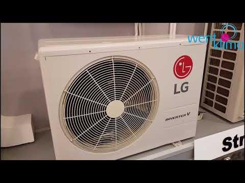 LG MU2M15 klimatyzator Multi Split