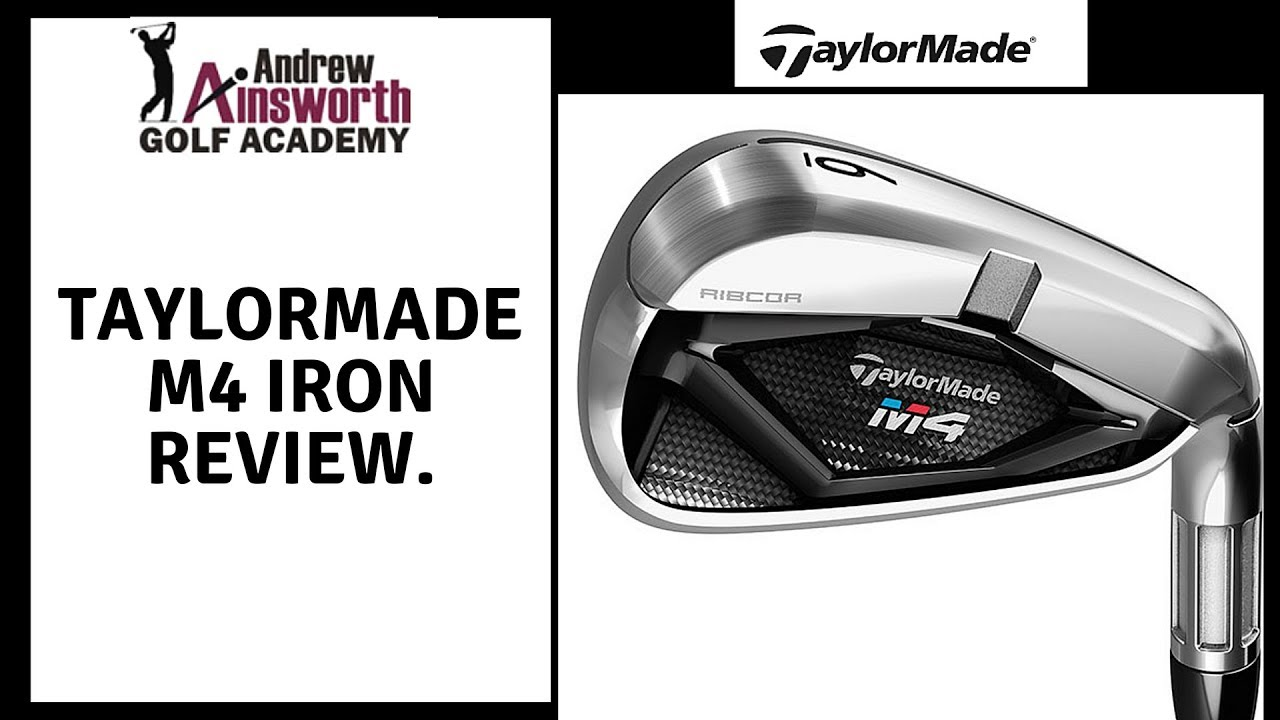 TaylorMade M4 Iron Review
