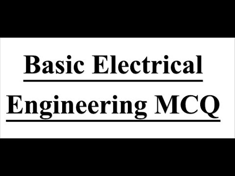 50 Most Imp Mcq Of Basic Electrical Engineering