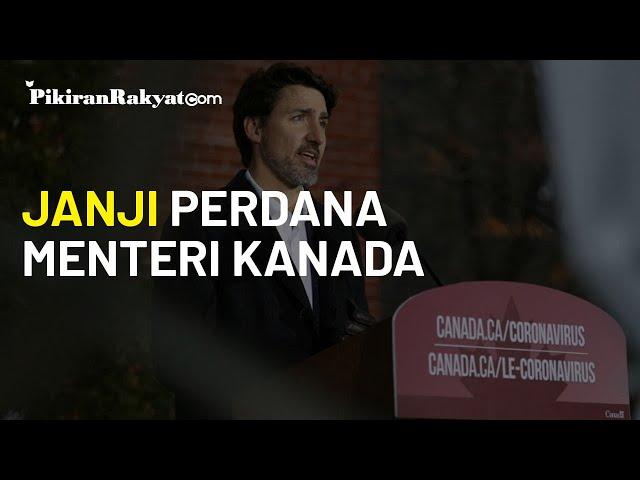 Janji PM Kanada, Ciptakan Satu Juta Lapangan Pekerjaan di Tengah Gelombang Dua Covid-19