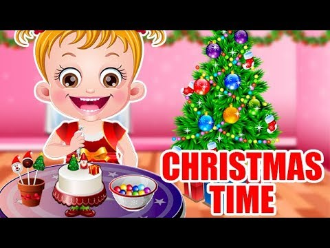 Baby Hazel Christmas Time Fun Game Videos By Baby Hazel Games Youtube