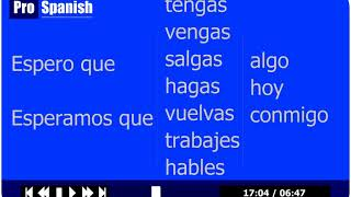 Download lagu Advanced Spanish Course Lesson 1 MP3