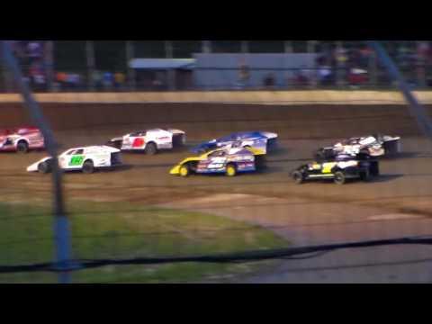 Modified Heat Race Portsmouth Raceway Park 7/22/17