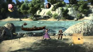 PC Game Narnia Prince Caspian - Rescue Trumpkin