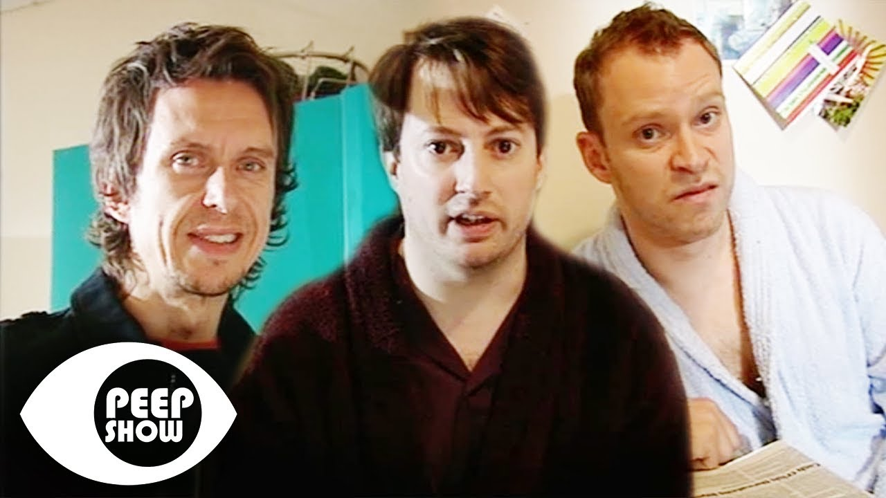 Super Hans Weighs In On The Natalie Sex Issue | Peep Show
