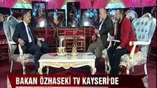Murat Metiner ile Gündem Özel-Mehmet Özhaseki 26.05.2018